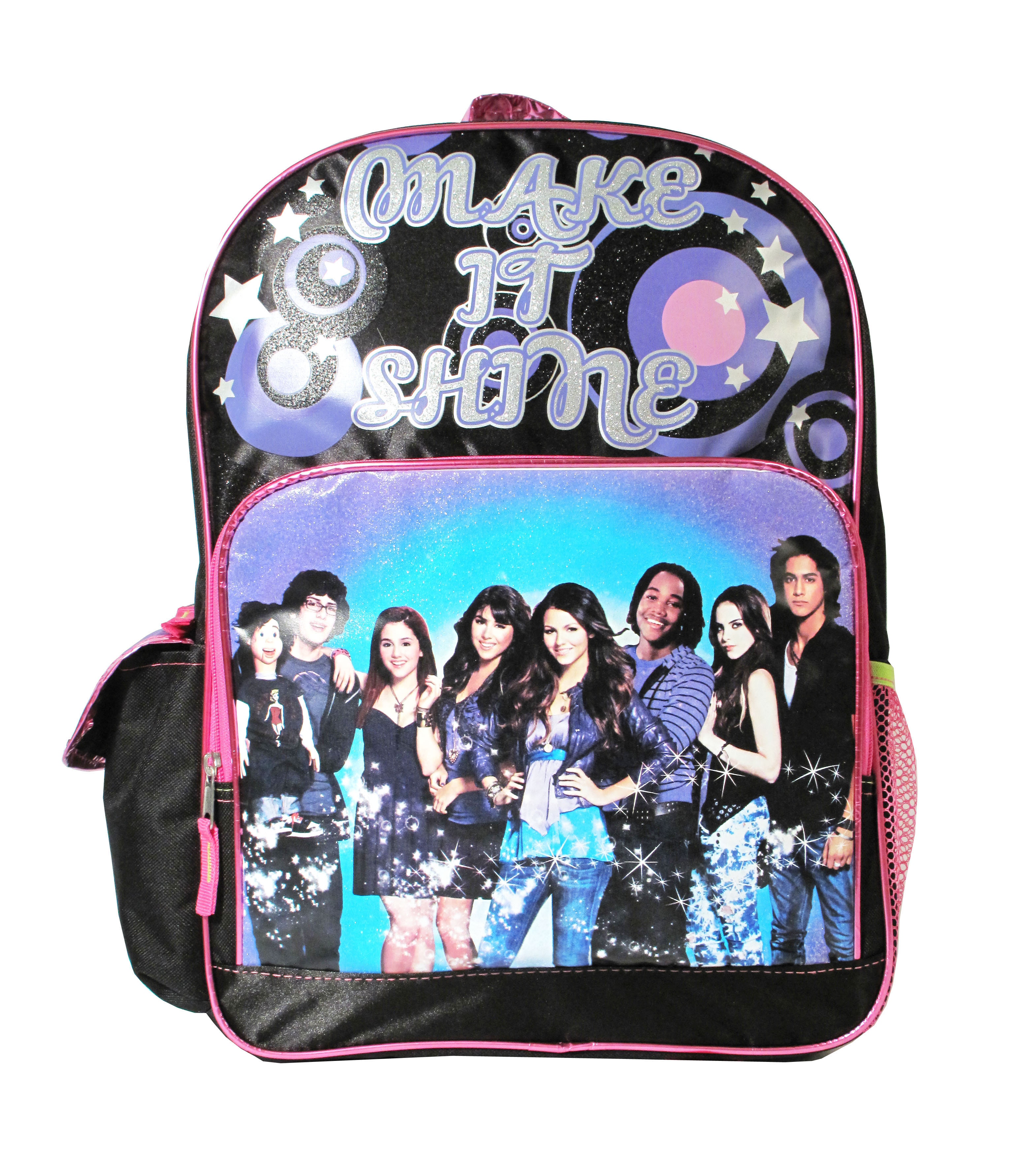 Victorious Make It Shine Backpack.jpg